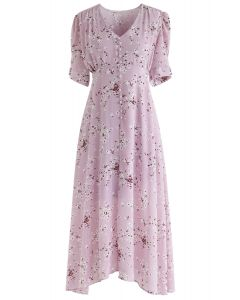 Amazing Grace - Floret - Chiffonkleid in Pink